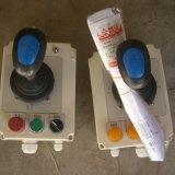 クレーンF24-60のためのQt10 5速度のレバーの主幹制御器システムジョイスティック