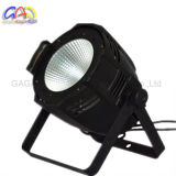 Grand angle COB 200W RGBW couleur LED PAR Light