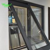 Коммерческого Здания двойной закаленное стекло окна из алюминия