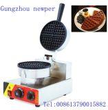 Bolha Waffle Maker Mini waffle máquina de ferro em Guangzhou Newpower