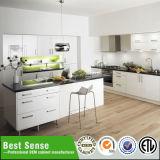 Hohe Qualität Gelb Gloss Lack Küchenschränke