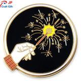 Ronda personalizado insignia de fuegos artificiales para la venta
