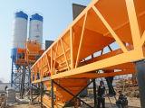 Pequeño equipo de procesamiento por lotes por lotes concreto de la construcción de una fábrica