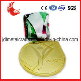 Medaille van het Brons van het Ontwerp van Lacework van het Effect van de fabriek de In het groot 2D