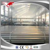 Heißes galvanisiertes Stahlrohr Gestell-Material BS en-39