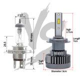 H7 Licht des Auto-LED mit H4 9006 9005 LED-Scheinwerfer-Konvertierung und H11 880 Licht 9007 Automobil-LED