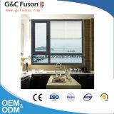 Styles de fenêtre en aluminium avec poignées pour fenêtres en aluminium