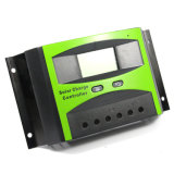 LCD+Easy二重ボタン操作Ld60bを用いる60A 12V/24Vの太陽コントローラ
