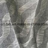 70 * 58 Tissu jacquard en lin en coton (QF16-2516)