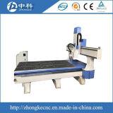 Vente chaude, machine de couteau de commande numérique par ordinateur de travail du bois de la Chine 3D