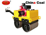 Camminata di Zm-50c dietro il rullo compressore automotore del costipatore a vibrazioni del motore diesel