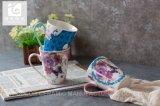 Custom Promotion Company het Drinken van de Koffie van het Embleem de Ceramische Mok van de Koffie van de Mok