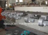 бутылка HDPE 100-500kg/Hour Pellets пластмасса дробя рециркулирующ линию