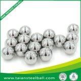 L'AISI52100 G100 de 6mm en acier chromé de broyage de stress de softball balle