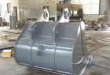 máquinas de construção balde limpo para o carro de pá carregadeira de trator Bulldozer da escavadeira