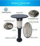 Патент устройство солнечной ловушки Комаров Killer лампы