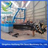 再生利用作業のためのKaixiangのカッターの吸引の砂の浚渫船