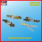 Contatto rame/dell'ottone che timbra la parte di metallo con la nichelatura (HS-BC-015)