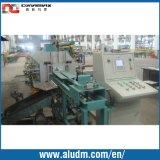 AluminiumExtrusion Machine Single Log Heating Furnace mit Hot Log Shear in 6meters