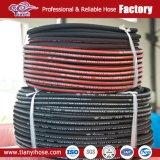 Flexible hydraulique de pompe en caoutchouc, joint rotatif en métal souple et flexible, des soufflets de joint de dilatation, Joint de dilatation en caoutchouc, SS de la tresse de lignes de tubes de Flexible PTFE