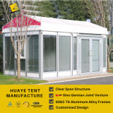 De Duitse Kleine Tent van het Glas van Koisk van de Kwaliteit voor Verkoop (hy327b)