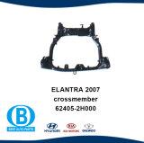 Auto partes del cuerpo 62405-2travesaño h030 para Hyundai Elantra 2007