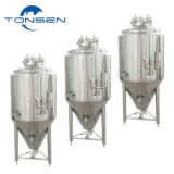 ビール装置の発酵システム