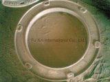 Areia pré-revestida, flange do aço de molde, flange do molde