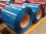 建築材料の熱い浸された冷間圧延されたPrepainted電流を通されたGalvalumeの鋼鉄コイルPPGI/PPGL