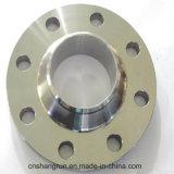 En1092 la soudure cognée a modifié l'acier du carbone d'acier inoxydable de bride pour des garnitures de pipe