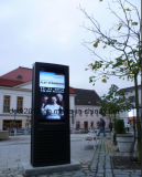 55pouces LCD Affichage de la publicité de plein air