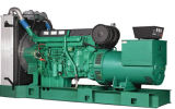 350Ква Volvo чрезвычайной генераторах мощность станции с ISO Certificaton