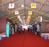 アフリカの白いPVC防水屋外党イベントのテントの熱い販売