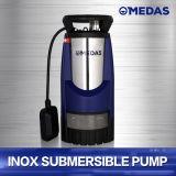 Acier inoxydable renfermant la pompe submersible à plusieurs étages avec du ce