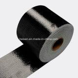 precio de fábrica 12K 200g de tejido de fibra de carbono Ud para la reparación de puentes