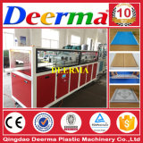 Placa de forro de PVC máquina de produção / Placa de linha de extrusão / máquina de fazer