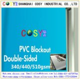 Bandiera superiore del PVC Blockout del grado per la pubblicità esterna