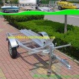製造業者の供給によって電流を通される実用的で小さい柵のオートバイのトレーラー1台(CT0300)