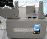 Heavy Duty Boway Papel recubierto de PE de la banda de plástico PP Bnding envolviendo la máquina máquina flejadora SD-330