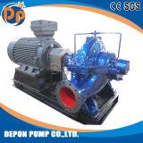 Pompe centrifuge de cas de fractionnement verticale