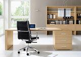 現代デザイン贅沢なオフィス表の管理の机の木の家具(HYDK1011-20)