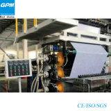 Производственная линия профиля PVC искусственная мраморный