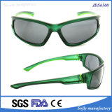 Nuevo el marco reflejado de la PC de la lente de la marca de fábrica de la manera humo se divierte las gafas de sol