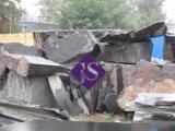 Pedra de pavimentação do granito da natureza para para fora o jardim e o quadrado da porta