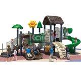 Patio al aire libre de árbol del tema superventas de la casa para los parques de los niños