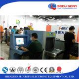 Hotel de bagagem Segurança raio x Scanners Inspeção Máquina At6550