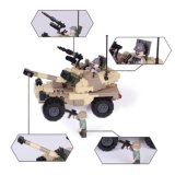 o enigma dos carrinhos do incursor 6956019-Cheetah a prender ilumina brinquedos do bloco