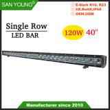 Super Bright CREE LED Light Bar 40pouces 120W barre LED LED LED phare de travail des feux de conduite