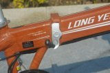 E-Bici pieghevole il potere del litio della prima generazione (TDM1202Z) che piega la bici di E