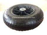 Schwere Plastikfelgen-pneumatisches Gummiluft-Rad der Kapazitäts-4pr